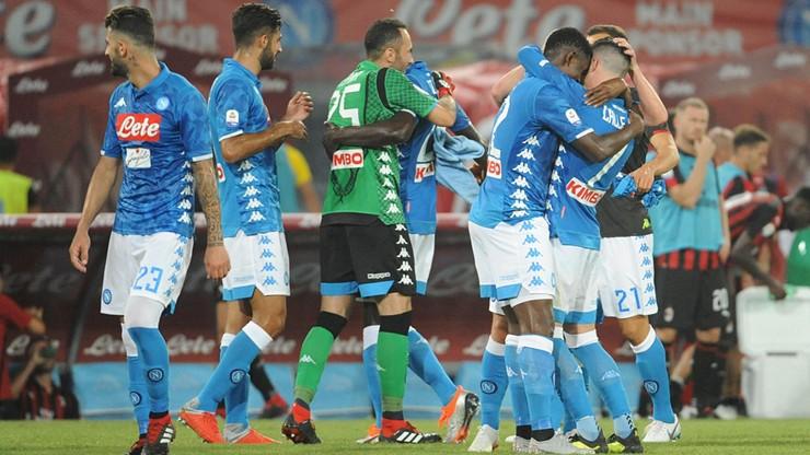 Liga Mistrzów. Crvena Zvezda – Napoli w Polsacie Sport Premium PPV 3