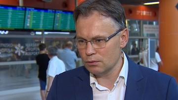 Mularczyk (PiS): to, że rozmawiamy o reparacji od Niemiec, to zasługa J. Kaczyńskiego