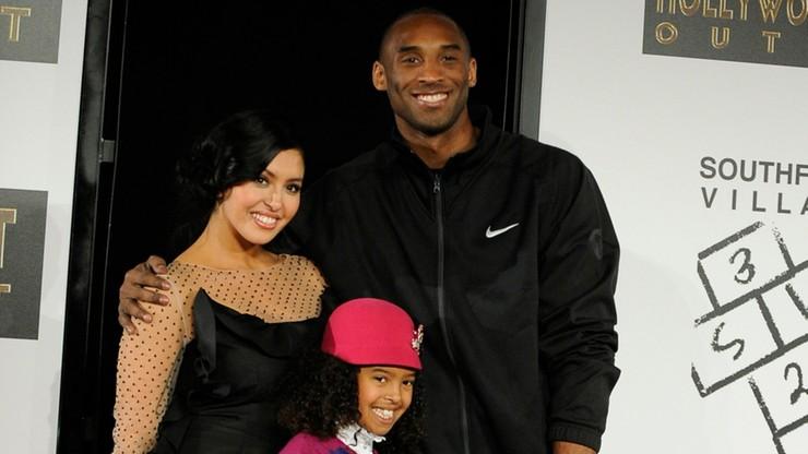 Kobe Bryant i jego żona ze specjalną umową. Dotyczyła lotów helikopterem