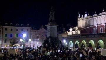 Kobiety znów wyszły na ulice. Manifestacje w wielu miastach