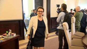Zalewska nie ujawnia nazwisk autorów podstawy programowej, Macierewicz - wydatków podkomisji smoleńskiej