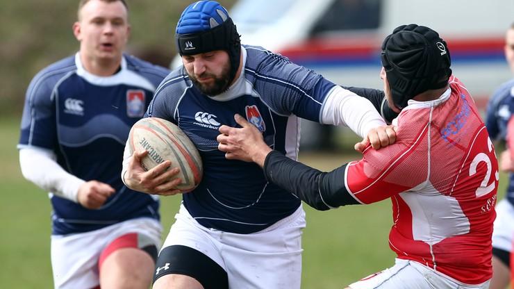 Ekstraliga rugby: W sobotę ostatnia kolejka fazy zasadniczej