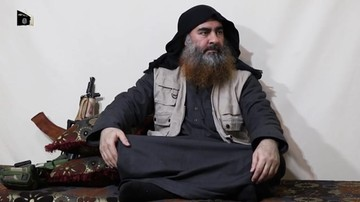 """""""Ataki na Sri Lance zemstą za straty w Syrii"""". Lider ISIS przemówił pierwszy raz od pięciu lat"""