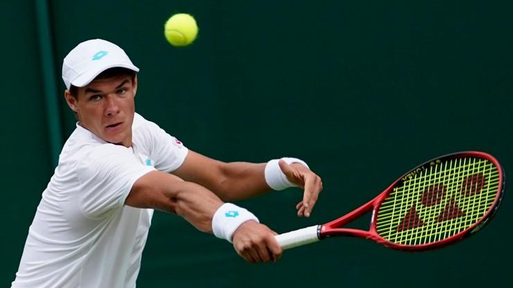 ATP w Atlancie: Majchrzak przeszedł eliminacje do turnieju głównego