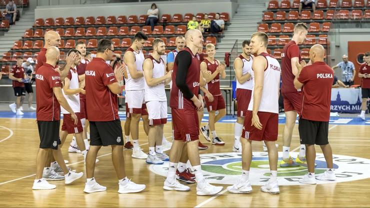 Pierwszy test zaliczony. Polscy koszykarze wysoko ograli Jordanię