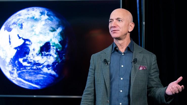 Właściciel Amazona poleci w kosmos