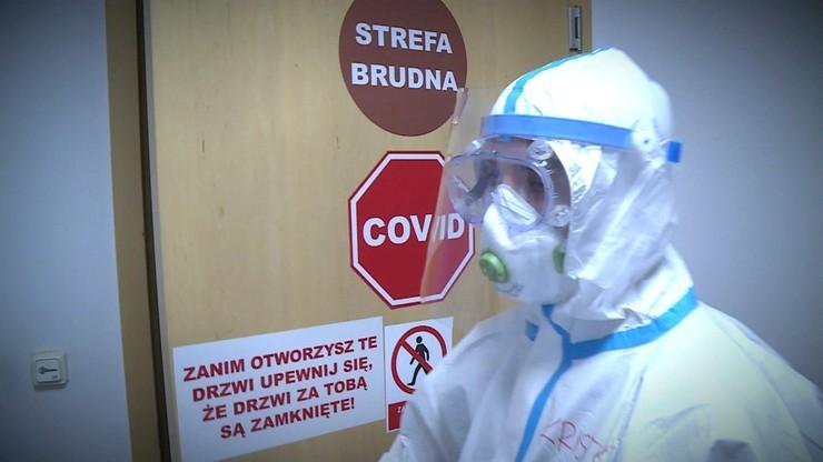 Nowe przypadki koronawirusa w Polsce. Dane ministerstwa, 1 czerwca