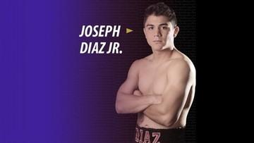 Joseph Diaz stracił mistrzowski pas i dużą kasę. Zostały kilogramy