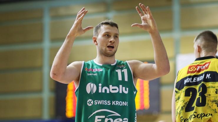 Liga VTB: Marcel Ponitka przed wyjazdem do Parmy Perm: Czuję ekscytację