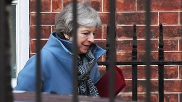Wielka Brytania: porażka rządu w głosowaniu nad brexitową poprawką do budżetu