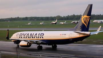"""""""Der Spiegel"""": Białoruś wezwała samolot Ryanaira do lądowania przed otrzymaniem maila"""