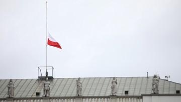 Żałoba narodowa po śmierci polskich górników w Czechach