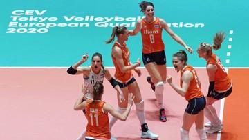 Liga Narodów siatkarek 2021: Tajlandia – Holandia. Relacja i wynik na żywo