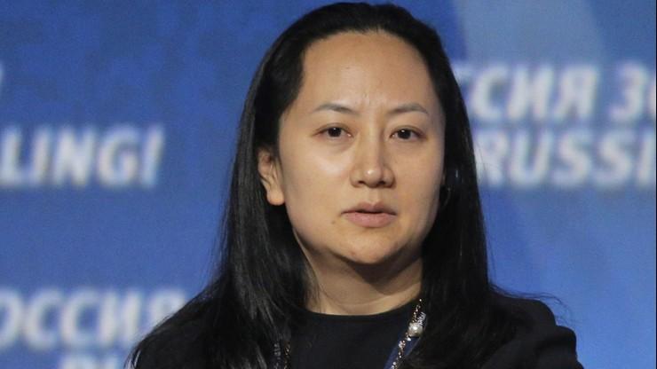 """Chiny domagają się uwolnienia wiceprezes Huawei. """"Bardzo złośliwe działania USA"""""""