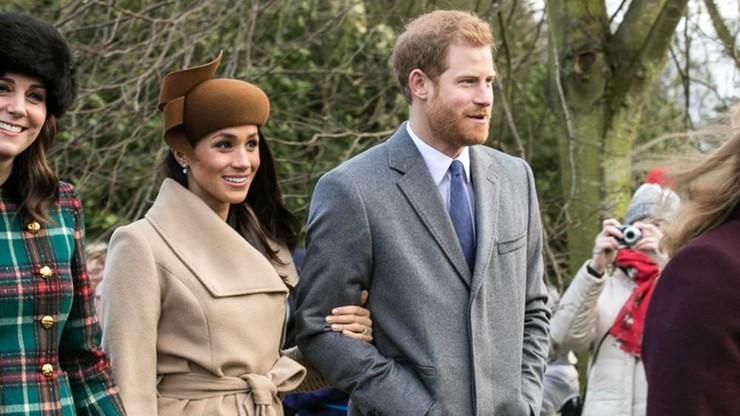 Książę Harry i księżna Meghan złamali zasadę politycznej neutralności monarchii