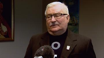 Wałęsa: nie jestem w stanie uwierzyć w winę ks. Jankowskiego. Był moim przyjacielem i tak pozostanie