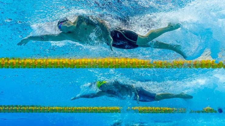 Mistrzyni olimpijska tworzy potrawy specjalnie dla pływaków