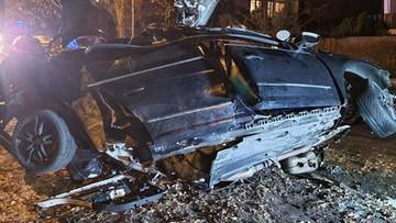 Tragiczny wypadek w Lublinie. Zginęło dwóch młodych mężczyzn