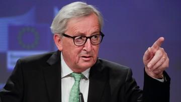 Juncker: porównywanie Tuska do Hitlera i Stalina jest nie do zaakceptowania