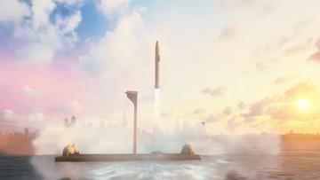 Z Londynu do Nowego Jorku w 29 minut. Elon Musk zapowiada pasażerskie loty po orbicie