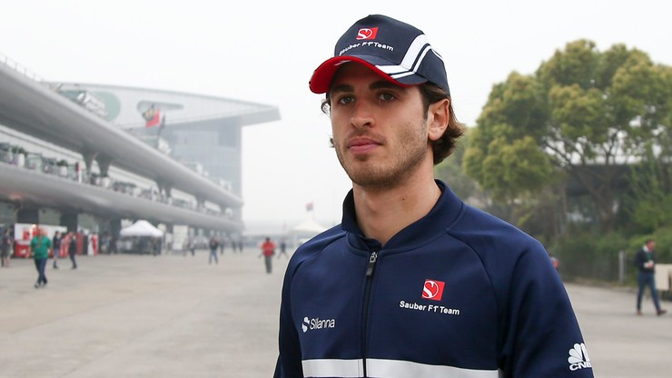 Formuła 1: Włoch kierowcą Saubera w przyszłym sezonie