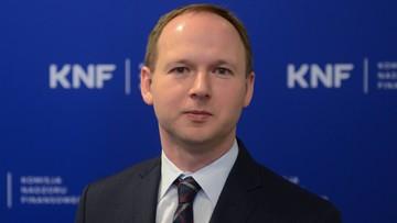 """""""Marek Chrzanowski odebrał odwołanie z funkcji szefa KNF"""""""