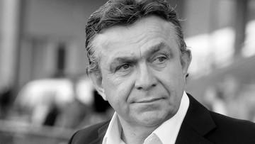 Nie żyje Janusz Wójcik, były trener piłkarskiej reprezentacji Polski