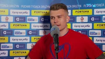 Kamil Piątkowski: W pełni kontrolowaliśmy ten mecz