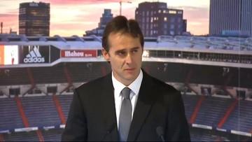 """""""Najsmutniejszy dzień od śmierci matki"""". Łzy na konferencji nowego trenera Realu Madryt"""