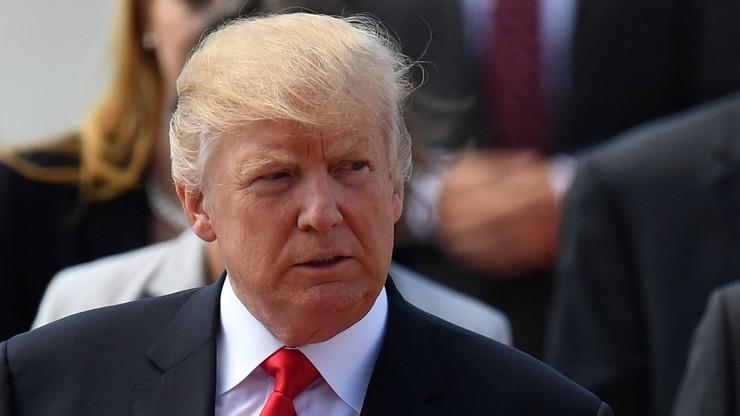 """""""Trump w Warszawie w wersji eksportowej. Trump w wersji dziennej"""""""