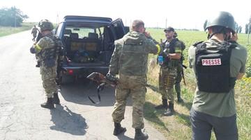 Ukraiński żołnierz skazany na 24 lata więzienia za zabicie włoskiego dziennikarza w Donbasie