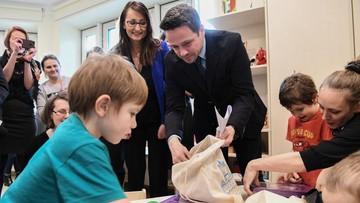W Warszawie otwarto pierwsze publiczne przedszkole dla dzieci z autyzmem