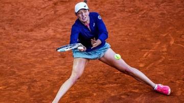 WTA w Rzymie: Świątek - Switolina. Relacja na żywo