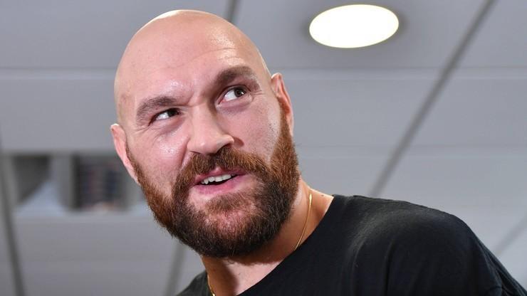 Fury ogłosił nazwisko nowego trenera