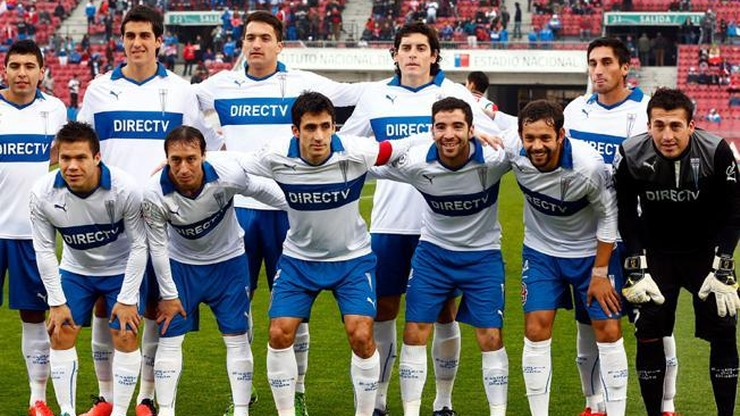 Universidad Catolica mistrzem Chile