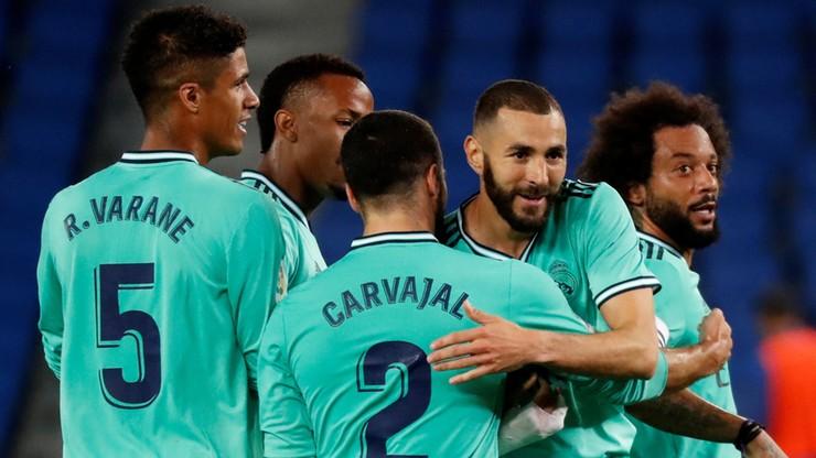 Real Madryt wygrał w San Sebastian i został liderem La Liga