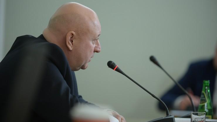 B. zastępca dyrektora gdańskiej ABW: Marcin P. nie był żadnym słupem