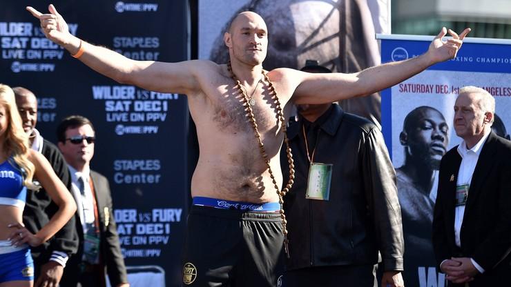 Z narożnika PG: Fury zgarnął 100 mln i otworzył Kownackiemu drogę do walki z Wilderem!
