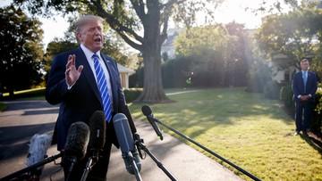 Trump deklaruje neutralność w sprawie reparacji wojennych od Niemiec