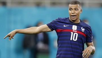 Euro 2020: Desygnowanie Mbappe do rzutu karnego było błędem trenera?
