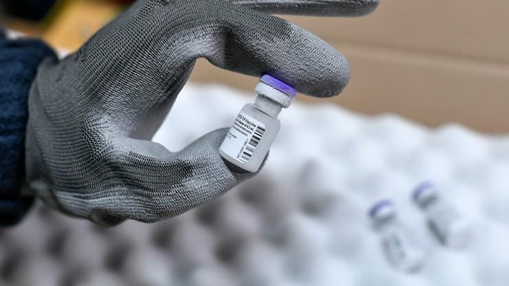 Pielęgniarka Alicja Jakubowska będzie pierwszą zaszczepioną przeciw Covid-19 w Polsce