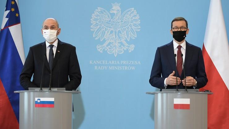 Premier: wzywamy Niemcy, by zrezygnowały z Nord Stream 2