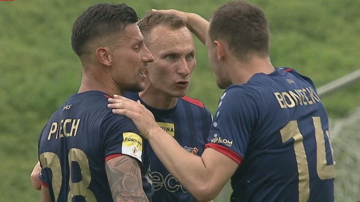 Fortuna 1 Liga: Sensacja w Opolu! Piłkarze Warty ugrzęźli w Odrze