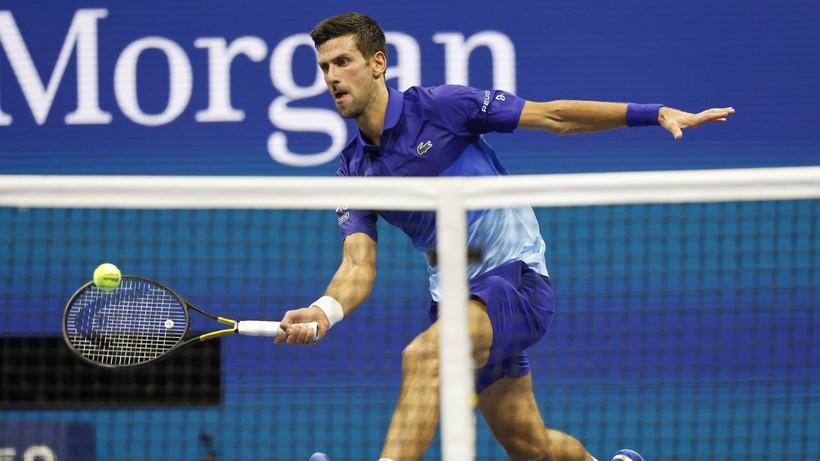 US Open: Djokovic - Berrettini. Wynik meczu