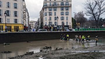 Paryż: będą czyścić kanał, najpierw wyłowią wszystkie ryby