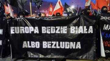 MSZ: polskie władze zdecydowanie potępiają poglądy bazujące na ideach rasistowskich