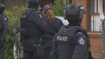 """Aresztowani w Australii za planowanie aktów terroru """"inspirowali się IS"""""""