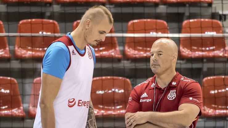 MŚ koszykarzy: Wyka poza kadrą jadąca na turniej towarzyski do Pragi