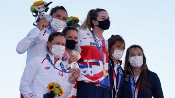 Tokio 2020: Kontrowersje po finale w regatach w żeglarskiej klasie 470. Brązowe medalistki złożyły protest