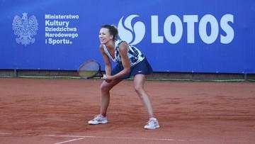 MP w tenisie: Powrót Marty Domachowskiej na kort po kilku latach przerwy